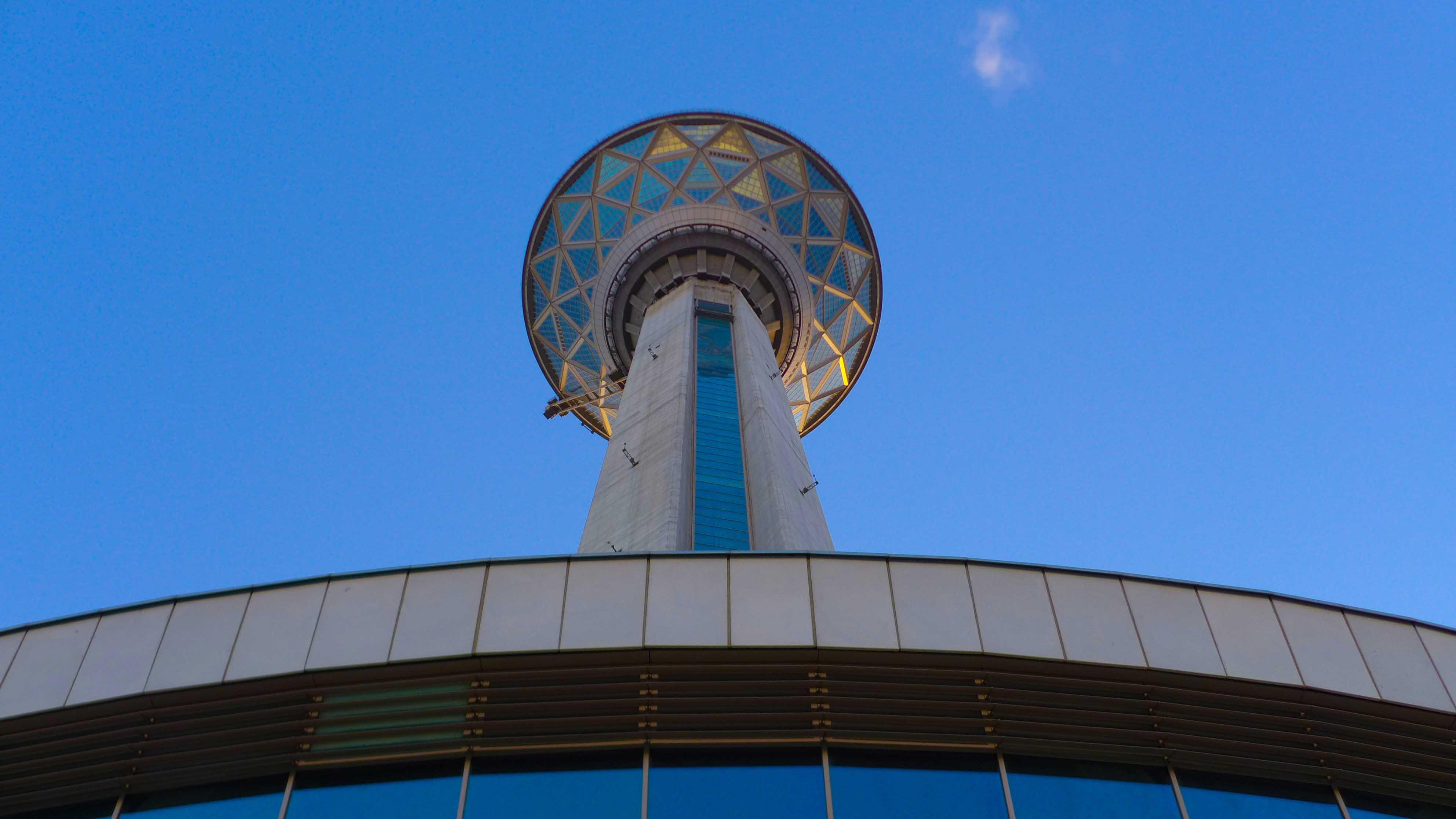 Shaft Of Milad Tower