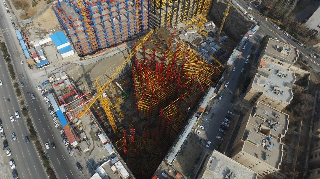 Steel Structure Aransage